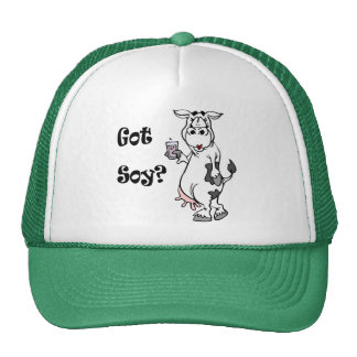 Got Soy Trucker Hat