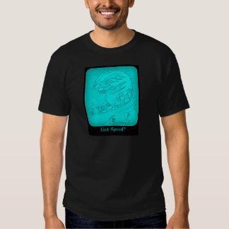 Got Speed? Blue T-Shirt