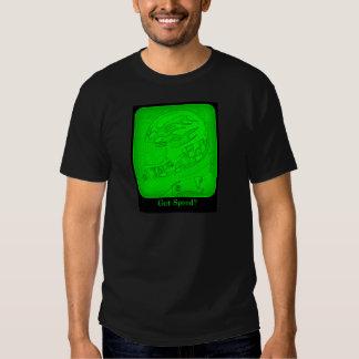 Got Speed? Green T-Shirt