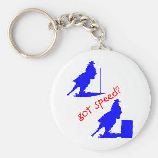 GOT SPEED KEYCHAIN