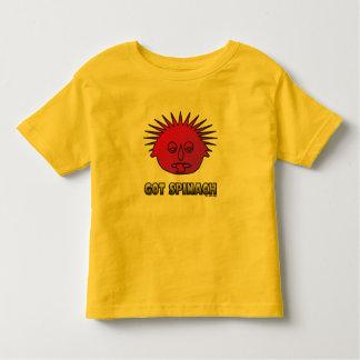 Got Spinach Toddler T-shirt