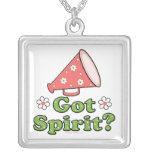 Got Spirit Cheer Necklace