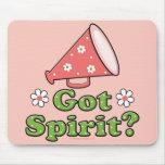 Got Spirit Cheerleader Mousepad