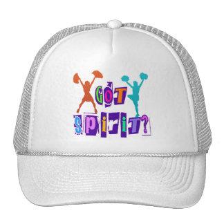 GOT SPIRIT? TRUCKER HAT
