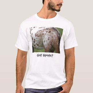 Got Spots?  Appaloosa Horse shirt