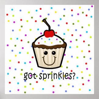 got sprinkles? poster