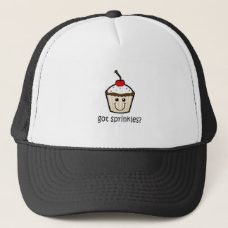 got sprinkles? trucker hat