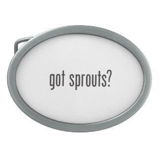 got sprouts belt buckles