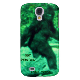 GOT SQAUTCH? SAMSUNG GALAXY S4 COVER