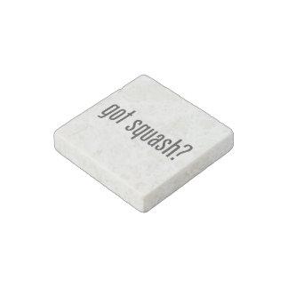 got squash stone magnet