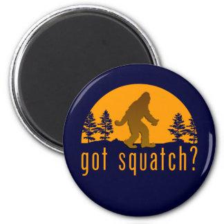 Got Squatch? 2 Inch Round Magnet