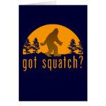 Got Squatch? Cards