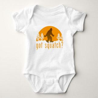 Got Squatch? Infant Creeper