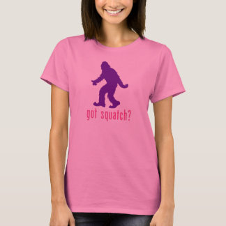 Got Squatch? Purple T-Shirt