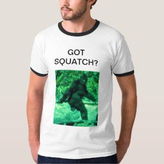 GOT SQUATCH? T SHIRT