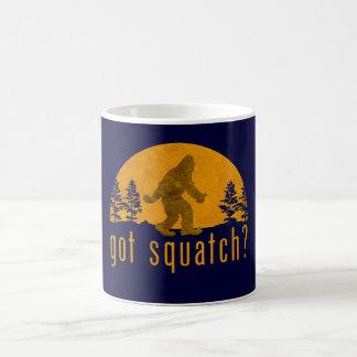 Got Squatch? Vintage Coffee Mug