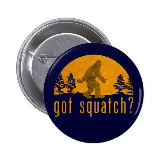 Got Squatch? Vintage Pinback Button