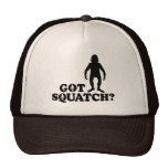 GOT SQUATCH? - with Figure - Hat