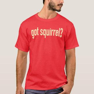 Got Squirrel Rally Squirrel T-Shirt