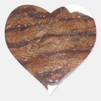 Got steak heart sticker