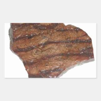 Got steak rectangular sticker