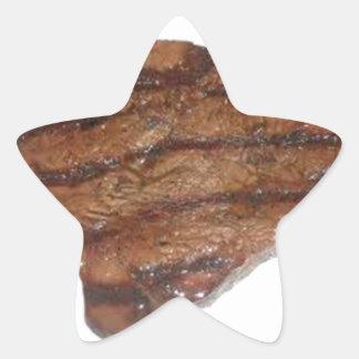 Got steak star sticker
