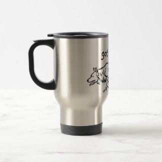 got stealth? 15 oz stainless steel travel mug