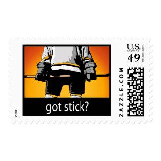 Got Stick? Hockey Postage