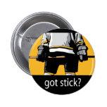 Got Stick? Pins
