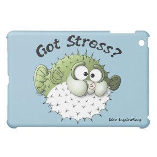 Got Stress? Puffer Fish Case For The iPad Mini