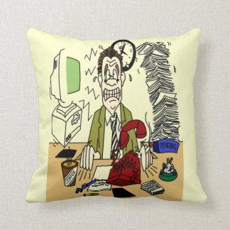 Got Stress ? Throw Pillow