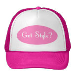 Got Style? Beautician Hat