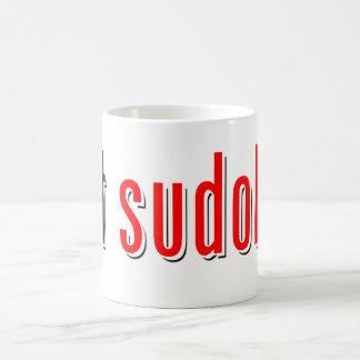 Got Sudoku Black T Mug
