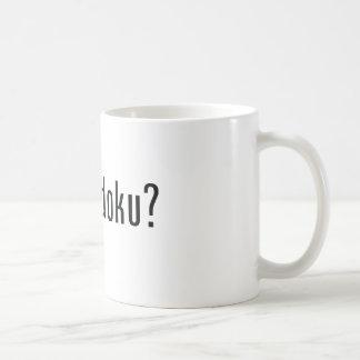 got sudoku? mug