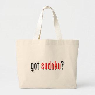 Got Sudoku? Tote Bag
