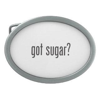 got sugar belt buckles