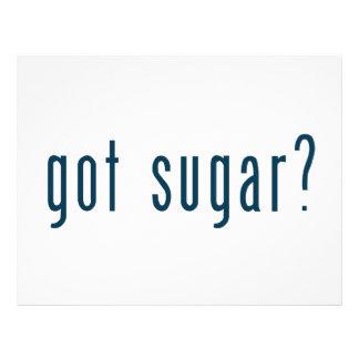 got sugar flyer