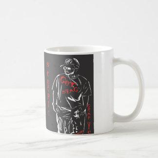 Got swag scorpio red coffee mug