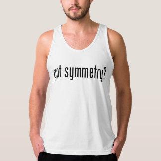 Got Symmetry - Bodybuilding Tank Top