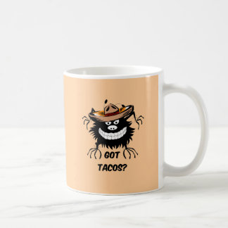 got tacos coffee mug