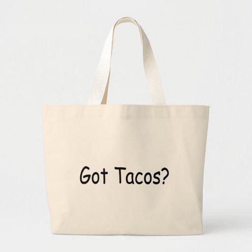 Got Tacos Tote Bags