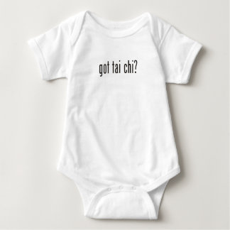got tai chi? shirt