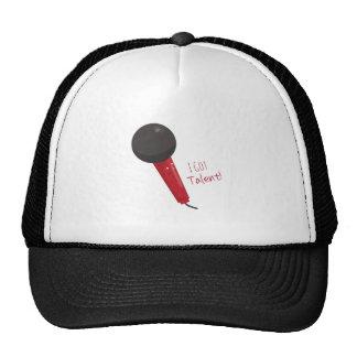 Got Talent Mesh Hats