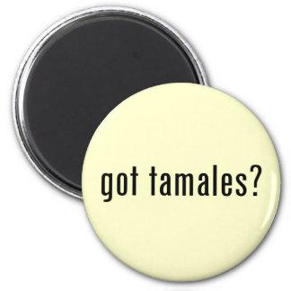 got tamales refrigerator magnets