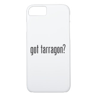 got tarragon iPhone 7 case