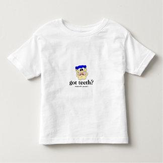 got teeth? toddler t-shirt