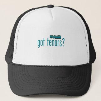 Got Tenors (teal) Trucker Hat