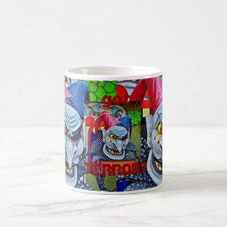 Got terror ? coffee mug