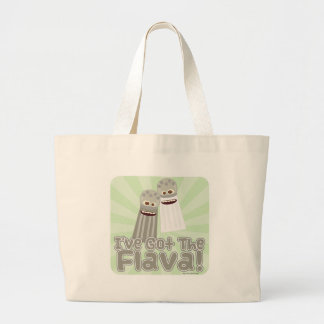 Got the Flava! Large Tote Bag
