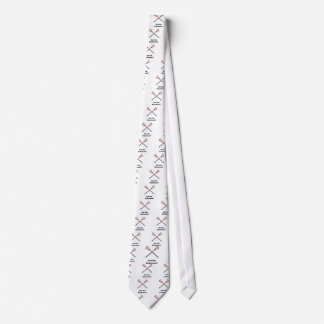 Got The Kahoonas Lacrosse Tie